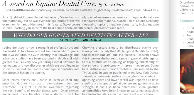Horse Trading Magazine February 2015